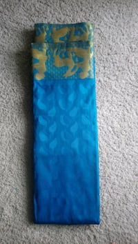 silk saree with stitched blouse  McLean, 22102
