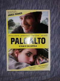Palo Alto on dvd  New Carrollton, 20784