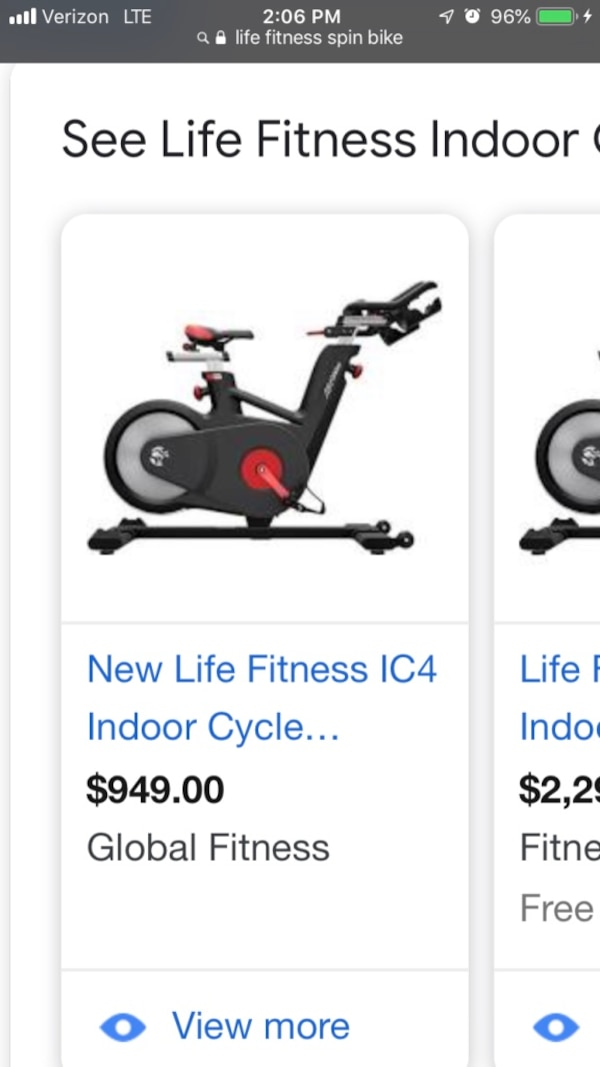 Spin Bikes For Sale >> 6 Life Fitness Spin Bikes