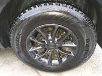 New set of dyna pro hankook tires with nice wheels Cumberland City, 37050