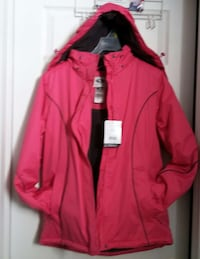 ATHELETIC WORKS WOMEN WINTER JACKET SIZE SMALL - BRAND NEW