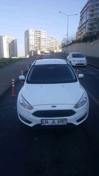 2015 Ford Focus TREND X 1.6TDCI 95PS 4K Istanbul