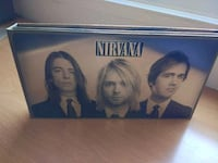 Nirvana Whit the lights out Cordova, 14002