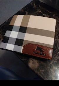 white and black checkered Louis Vuitton leather wallet Sterling Heights, 48310
