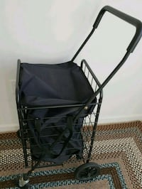 Shopping cart with cover  McLean, 22102
