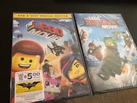 New The Lego DVD 's Movies Rockville, 20852