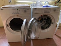 Washer Dryer combo , both  fully working , must pick up from house