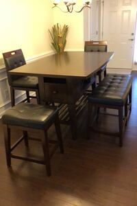 Dining Room Table Chairs and Bench Charlotte, 28210