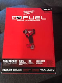 Milwaukee Surge 1/4 Impact Driver. Tool only! Price firm/ no offers Fresno, 93705