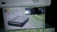 black Xbox One console with controller and game cases Bell Gardens, 90201
