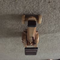 Wood Toy Tractor CAPITOLHEIGHTS
