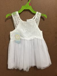 white lace sleeveless mini dress Montréal, H2S 2M5