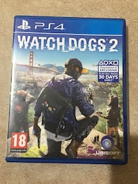 Watch Dogs2 ps4 oyun