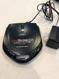 Vintage Car Discman from Sony Cincinnati, 45226