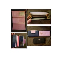 Womens wallets $4 each all for $10 Antioch, 94509