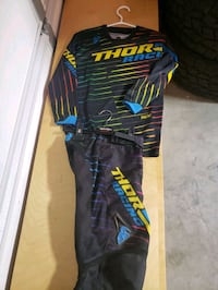 THOR Youth motocross gear
