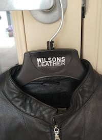 Wilson Leather Female Jacket DELAND