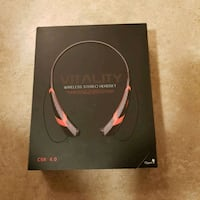 Wireless Stereo Headset Witality