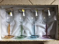 Wine Glasses - Set of 4 Burlington, L7M 4W4