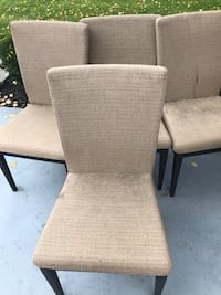 Outdoor patio chairs 53 km