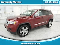 2012 Jeep Grand Cherokee 4WD 4dr Limited Nashville