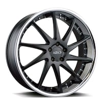 Azad wheels: no credit check/only $40 down payment Edison