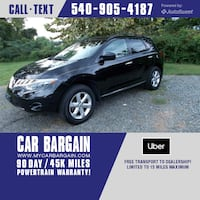 2010 Nissan Murano SL Warrenton, 20186