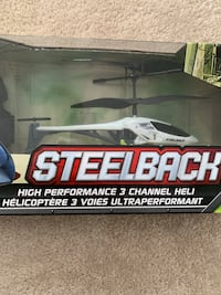 PRICE DROP - AirHogs RC Helicopter Mississauga, L5B