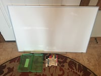 Dry erase board + markers 35x23 Rose Hill, 67133