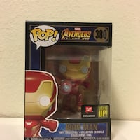 Iron Man Light Up Funko Pop Walgreens Exclusive Alexandria, 22041