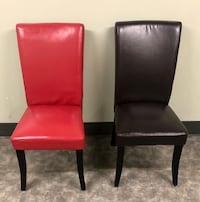 2 Genuine Leather Chairs London, N6E 1G2