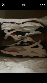 Fila Ray Racers size 12
