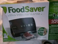 Food saver vacuum sealer  3161 km