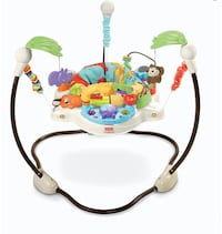 Fisher price luv u zoo jumperoo Silver Spring, 20910