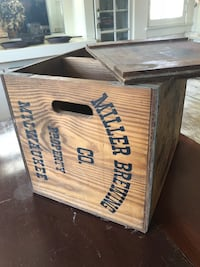 Vintage storage crate Los Angeles, 90029
