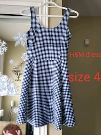 H&M ladies dress size 4 worn once in excellent condition  Brampton, L6W 1V2