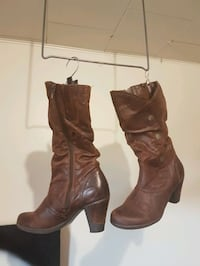 Leather fall boots  Melville, S0A 2P0