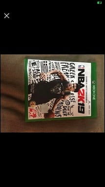 NBA 2019 for Xbox one