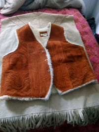 Vest (mexican style art ) Vancouver, V6B 0G9