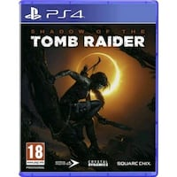 Shadow Of The Tomb Raider PS4 Reyhan Mahallesi, 16030