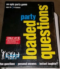 Loaded questions party Woodbridge Township, 07067