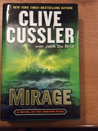 Mirage by Clive Cussler Oshawa, L1K 1M3