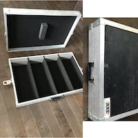 Pro Audio Metal Carrying Case
