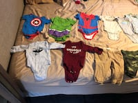 6 months baby clothes  Bedford, 03110