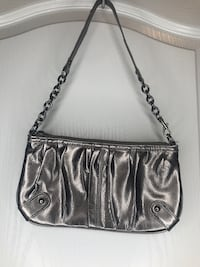 Small charcoal gray silver clutch Oxon Hill, 20745