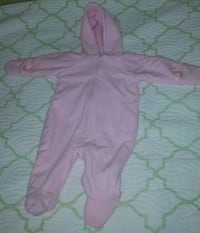 Warm baby suit 0-3 months Shelby