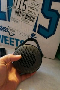 black and gray portable speaker Vancouver, 98684
