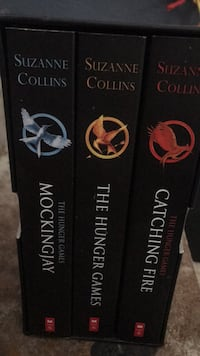 The Hunger Games- trilogy books North Las Vegas, 89031