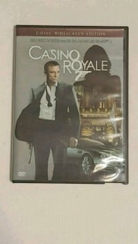 Casino Royale 007,2 Disc Widescreen Collection Clover, 29710