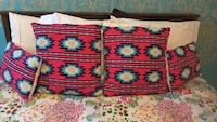 Handmade pillows from MozieMo New York, 10002